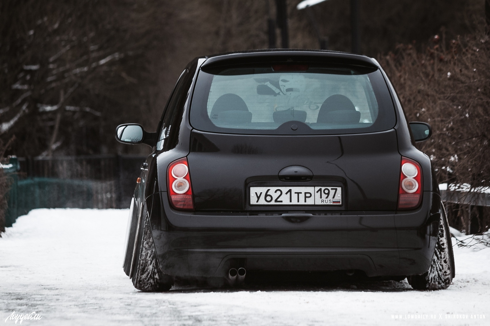Nissan Micra - Static