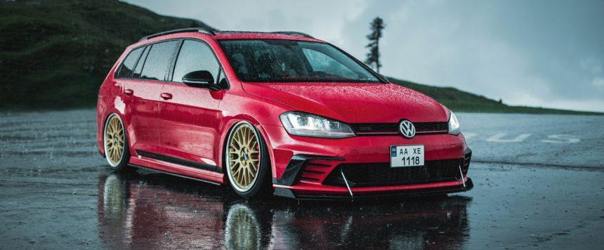 Volkswagen Golf 7 – Sportwagen