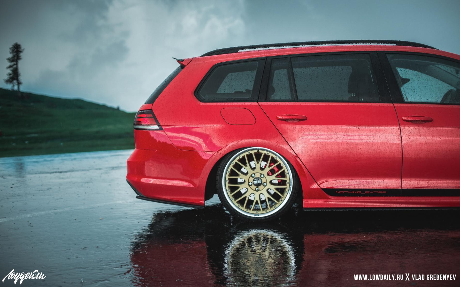 Volkswagen Golf 7 - Sportwagen
