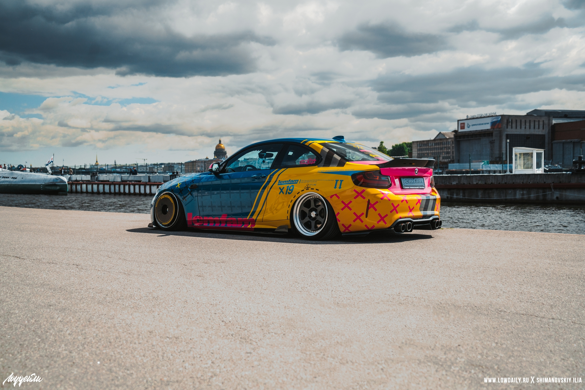 BMW M2 Low Cars Meet DSC04959