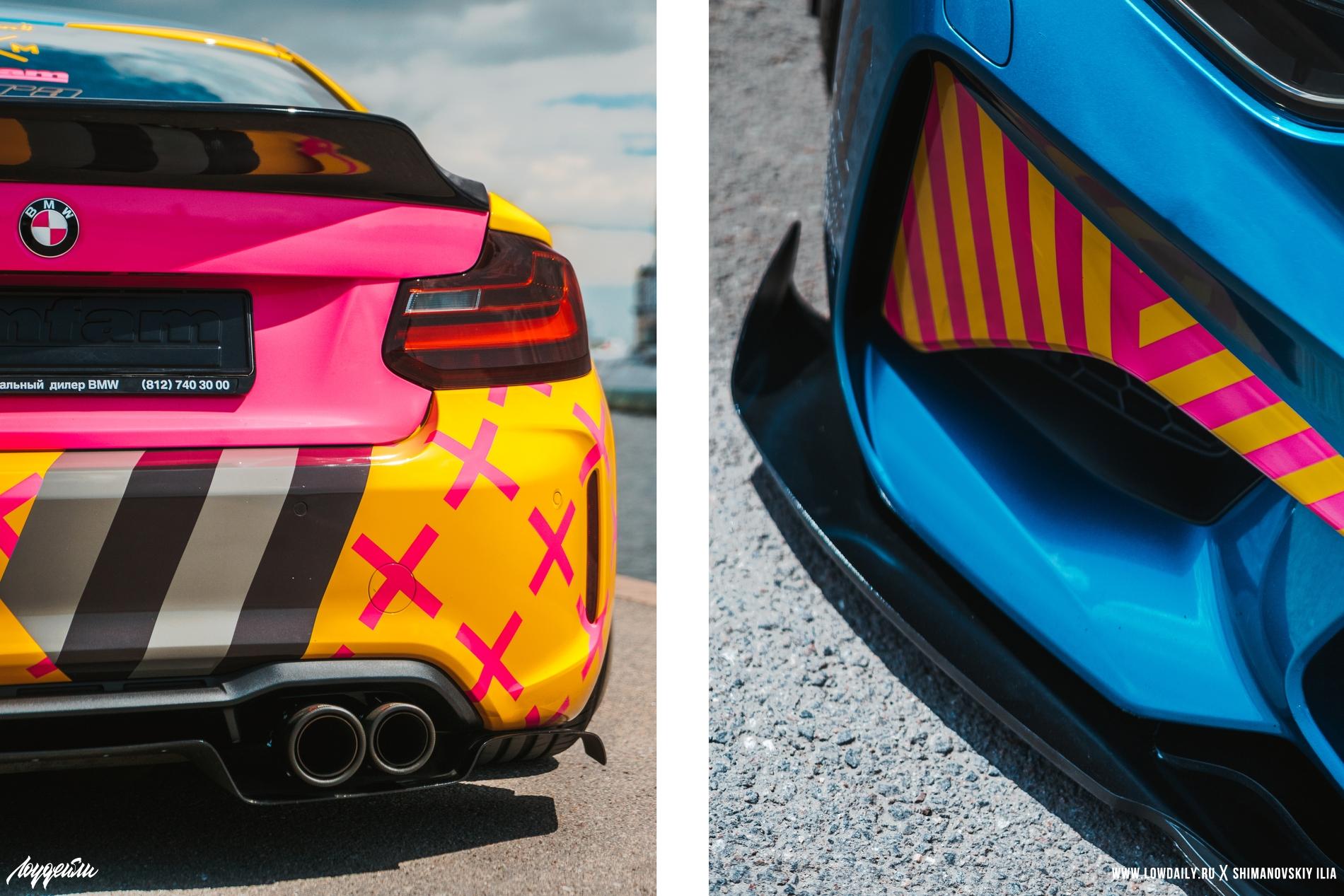BMW M2 Low Cars Meet DSC04974 копия
