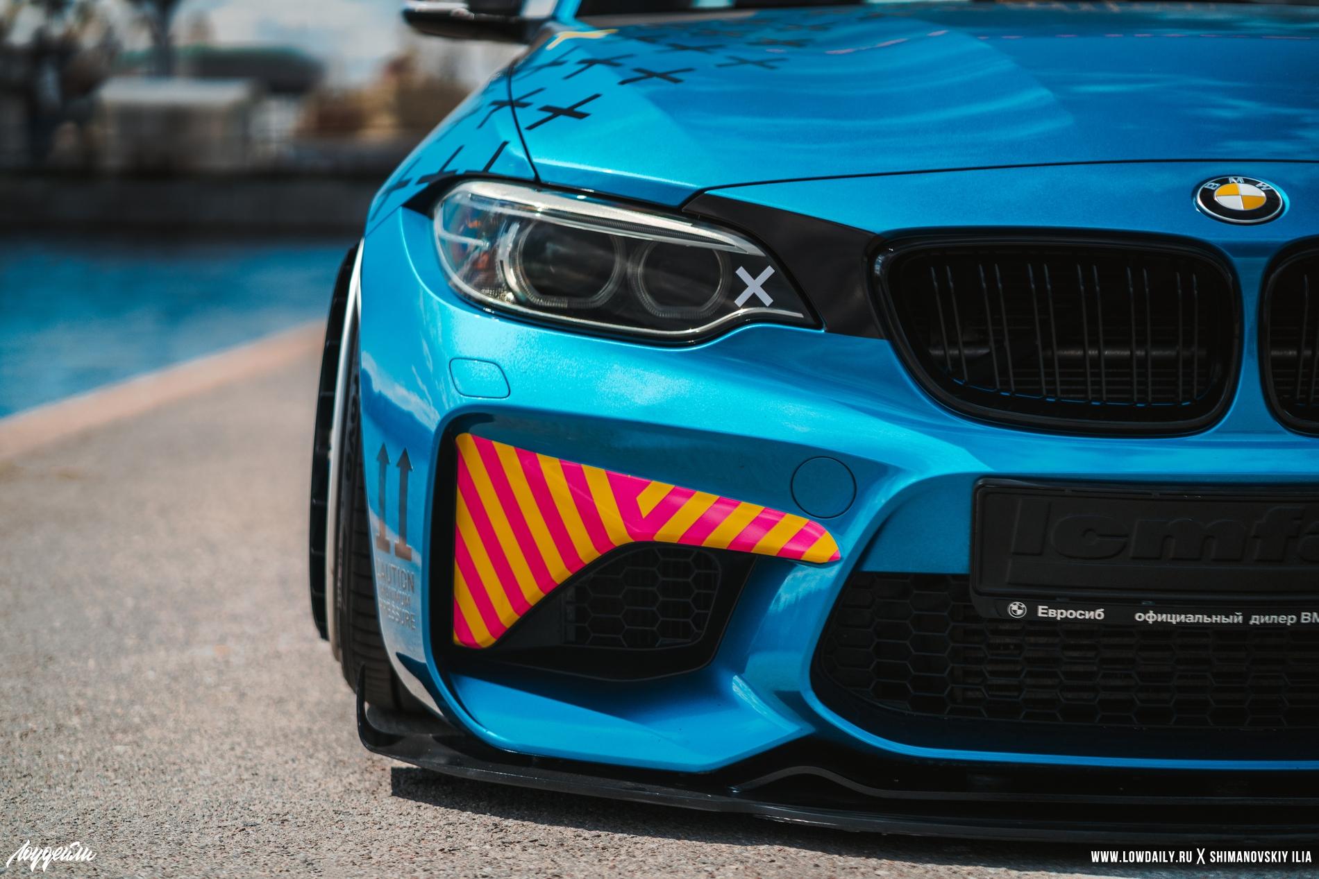 BMW M2 Low Cars Meet DSC04999
