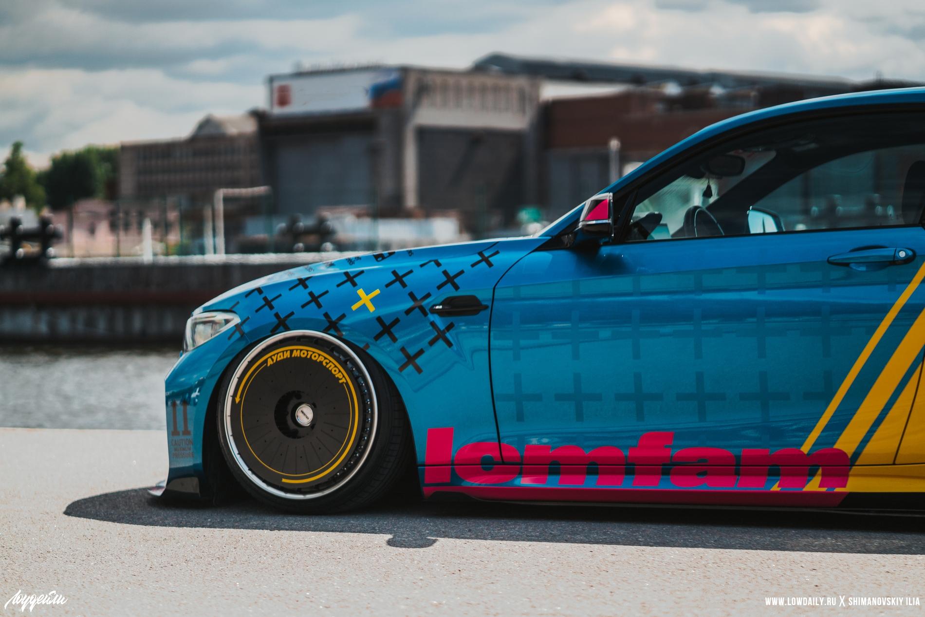 BMW M2 Low Cars Meet DSC05002