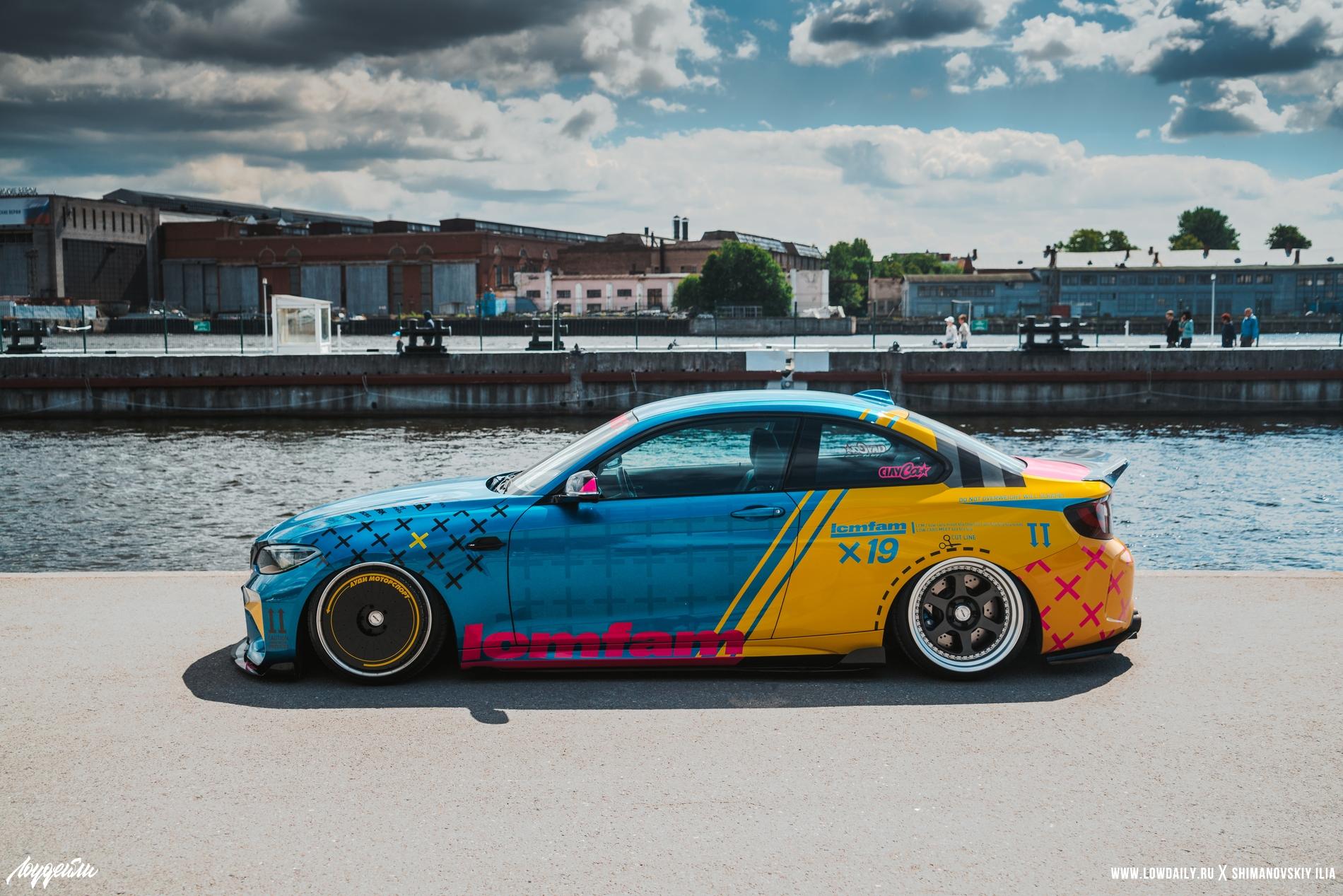 BMW M2 Low Cars Meet DSC05009