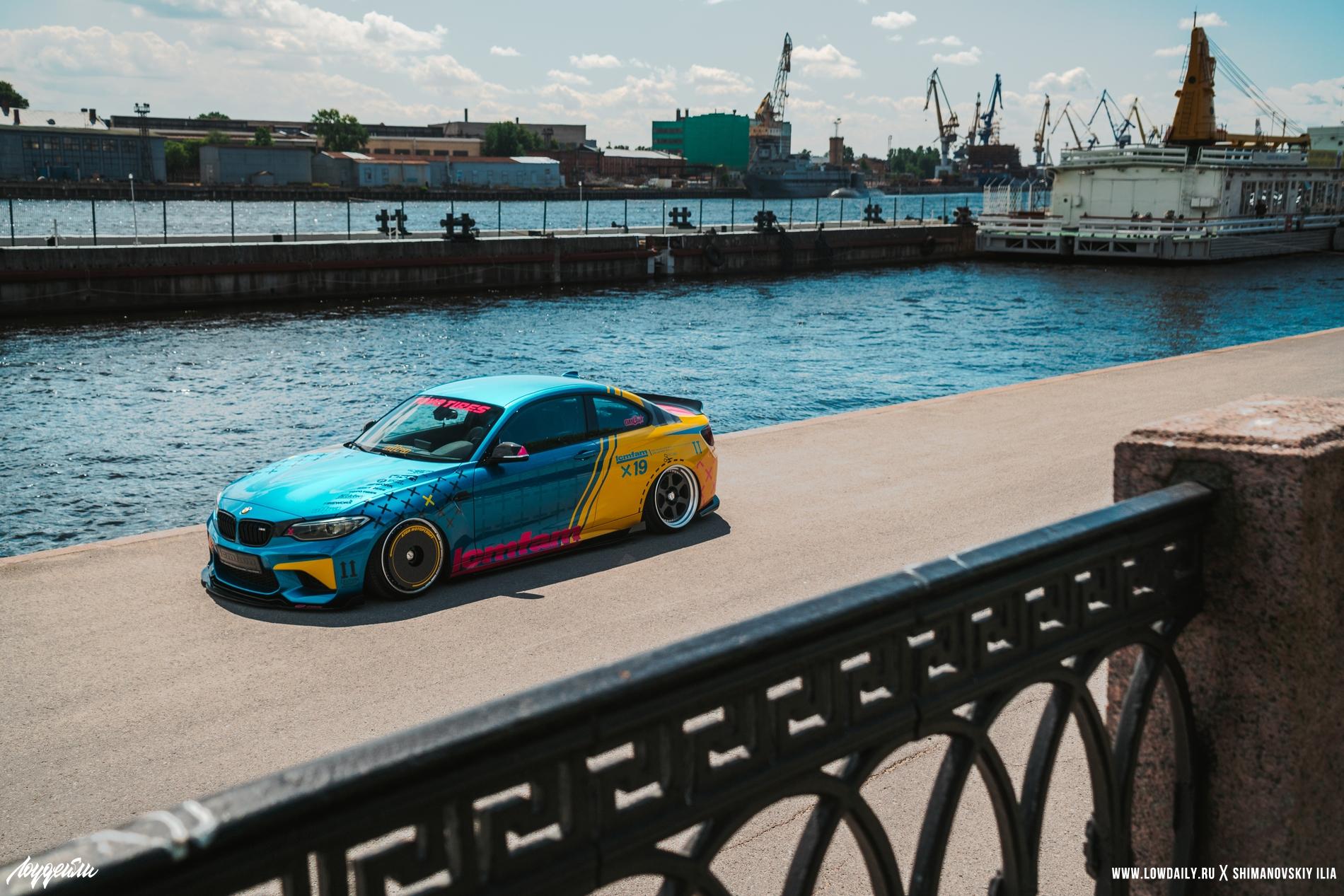 BMW M2 Low Cars Meet DSC05025