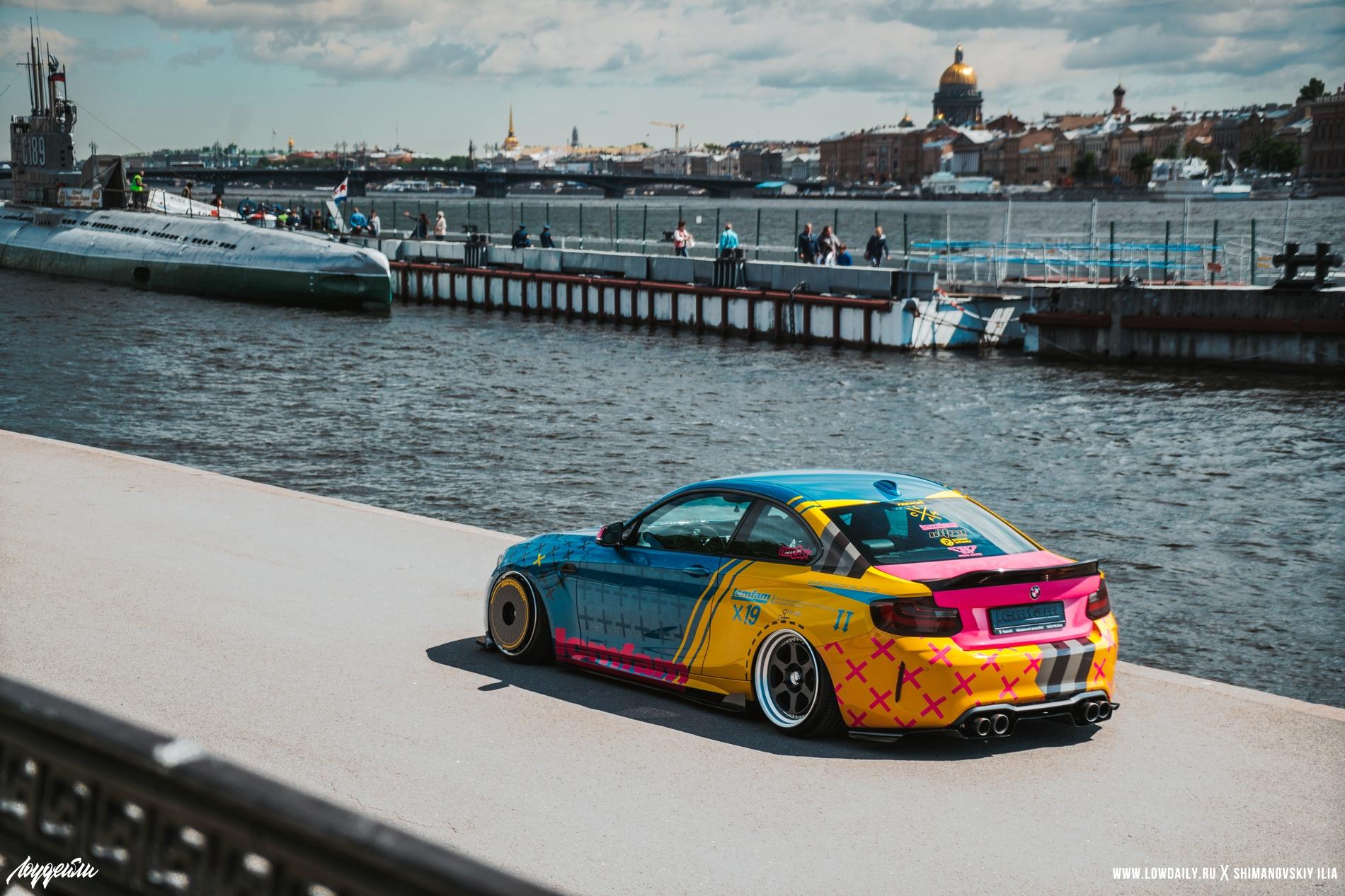 BMW M2 Low Cars Meet DSC05047