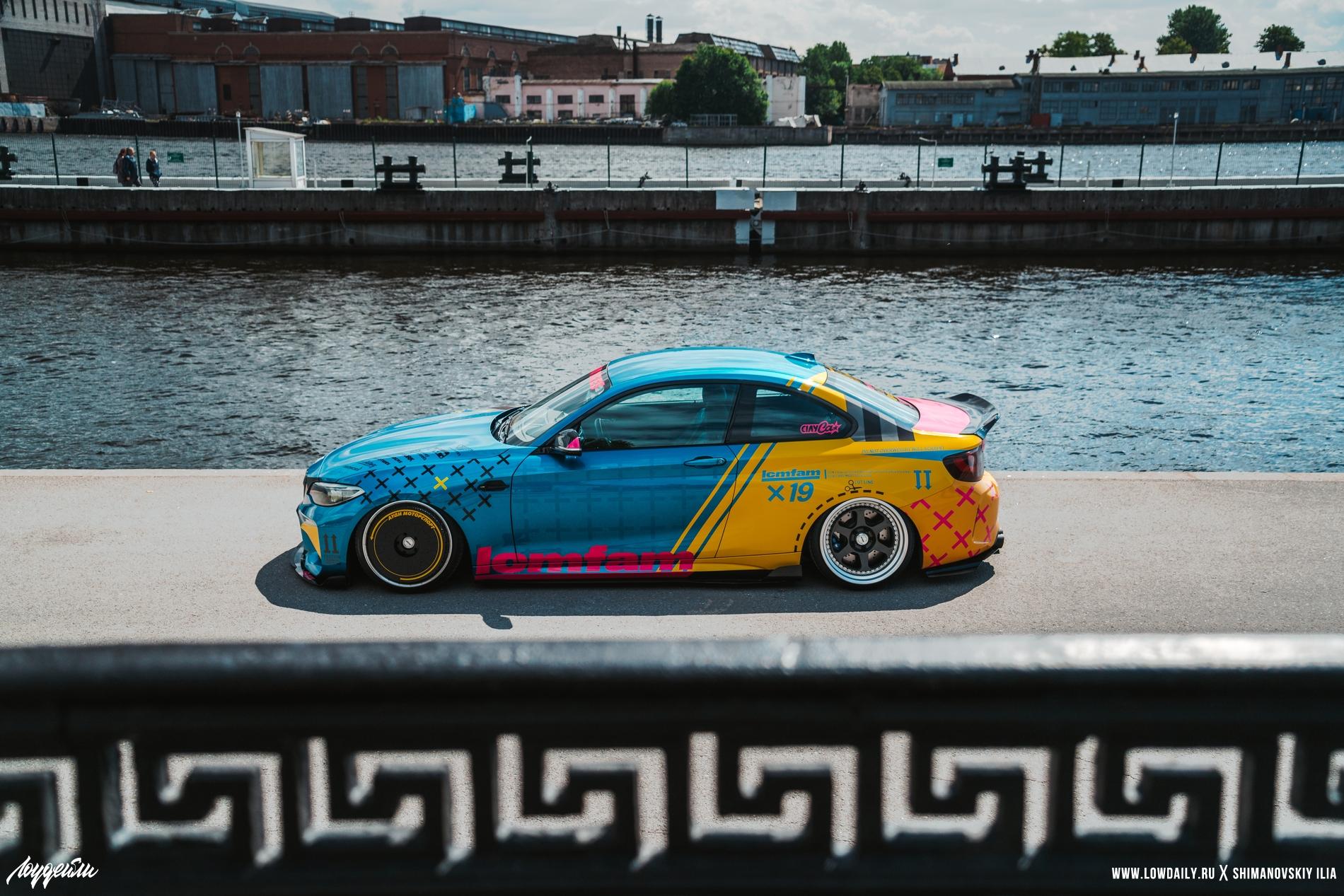 BMW M2 Low Cars Meet DSC05051