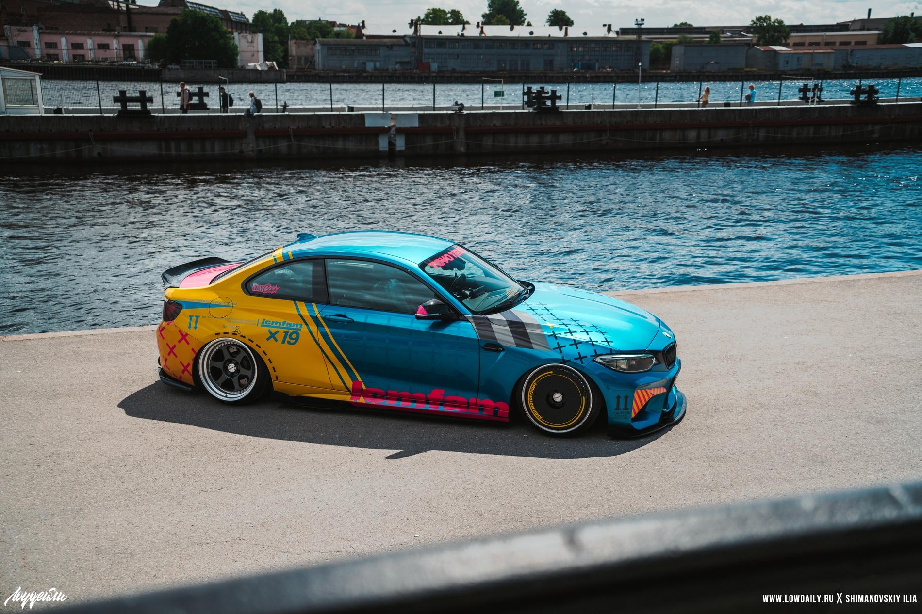 BMW M2 Low Cars Meet DSC05058
