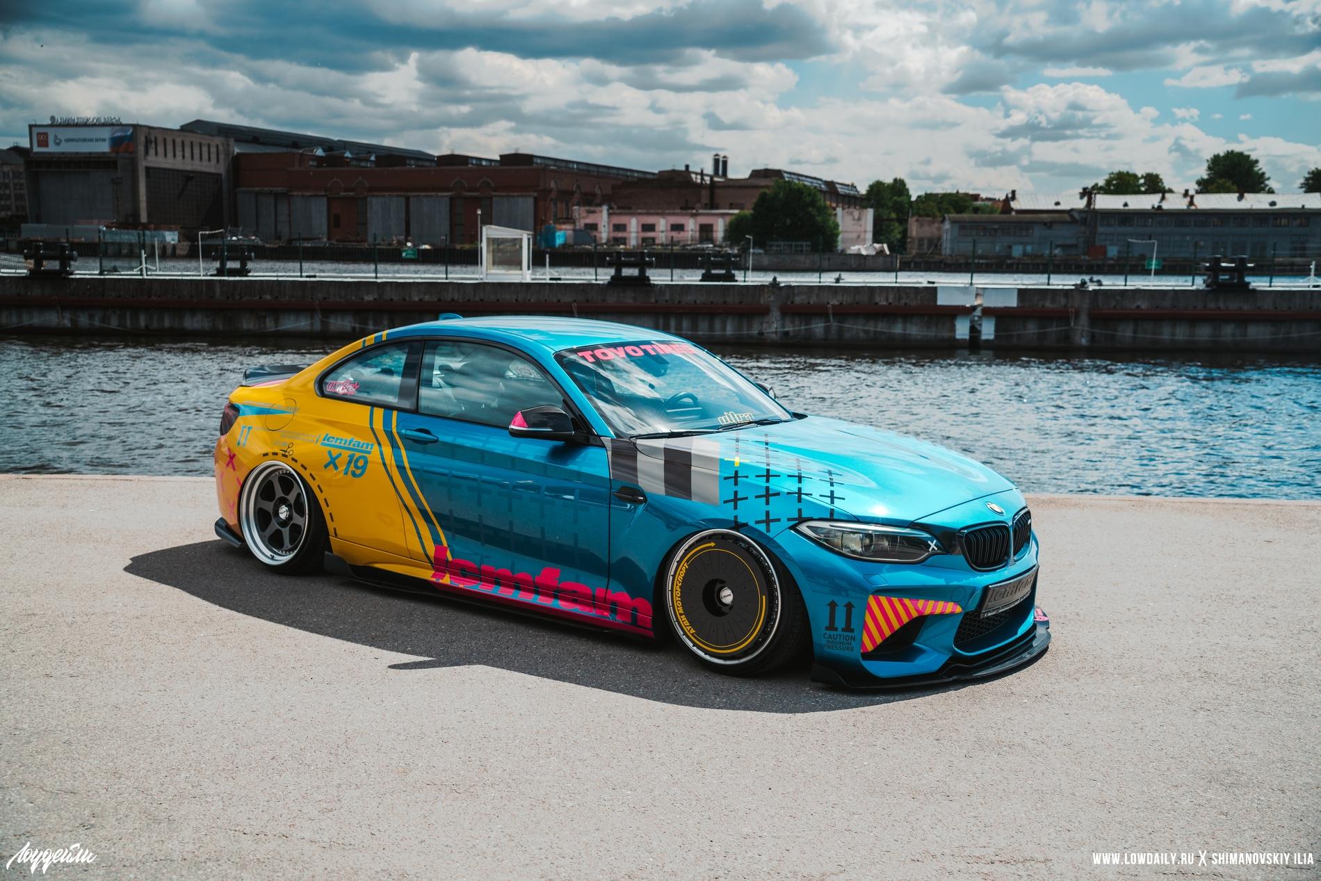 BMW M2 - Low Cars Meet