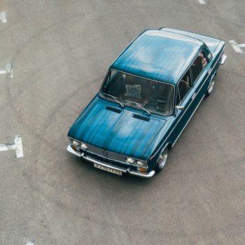 Жигули 2103 – СССР