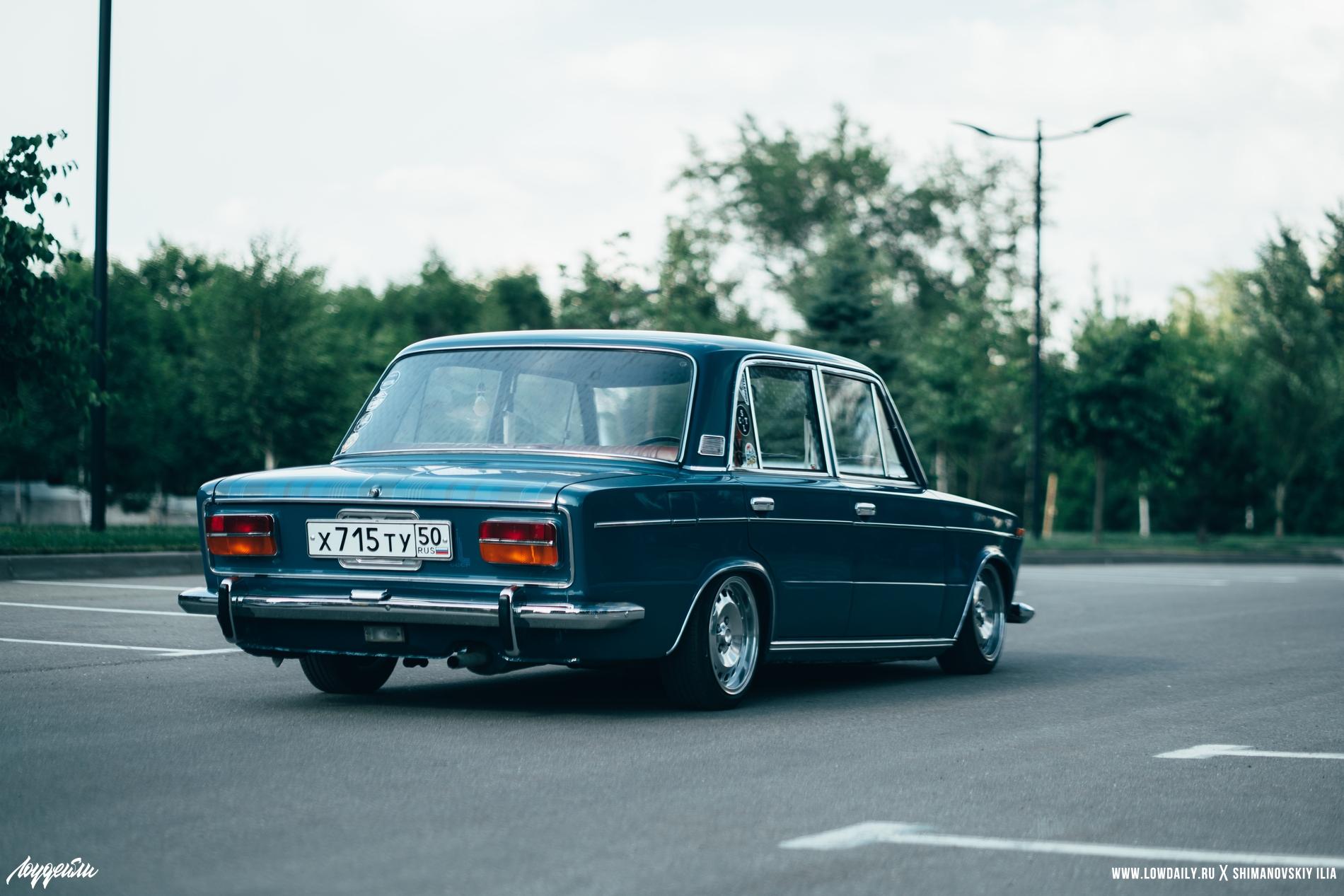 Жигули 2103 - СССР