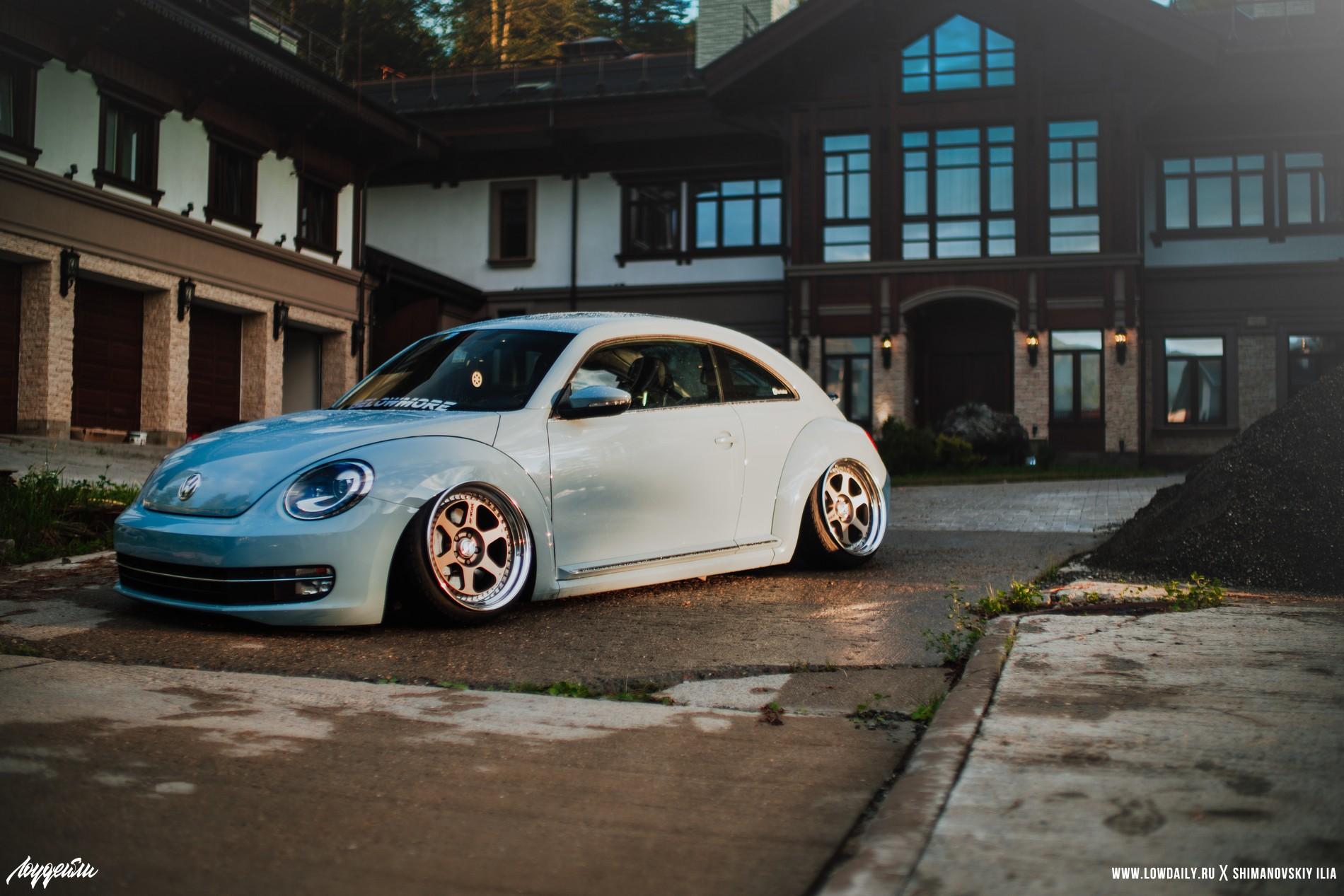 Volkswagen Beetle - BELOWMORE DSC04884