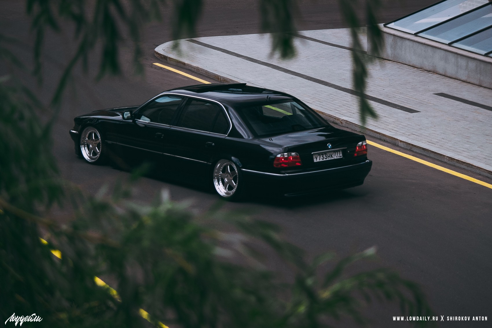 BMW E38 Lowdaily _MG_6987