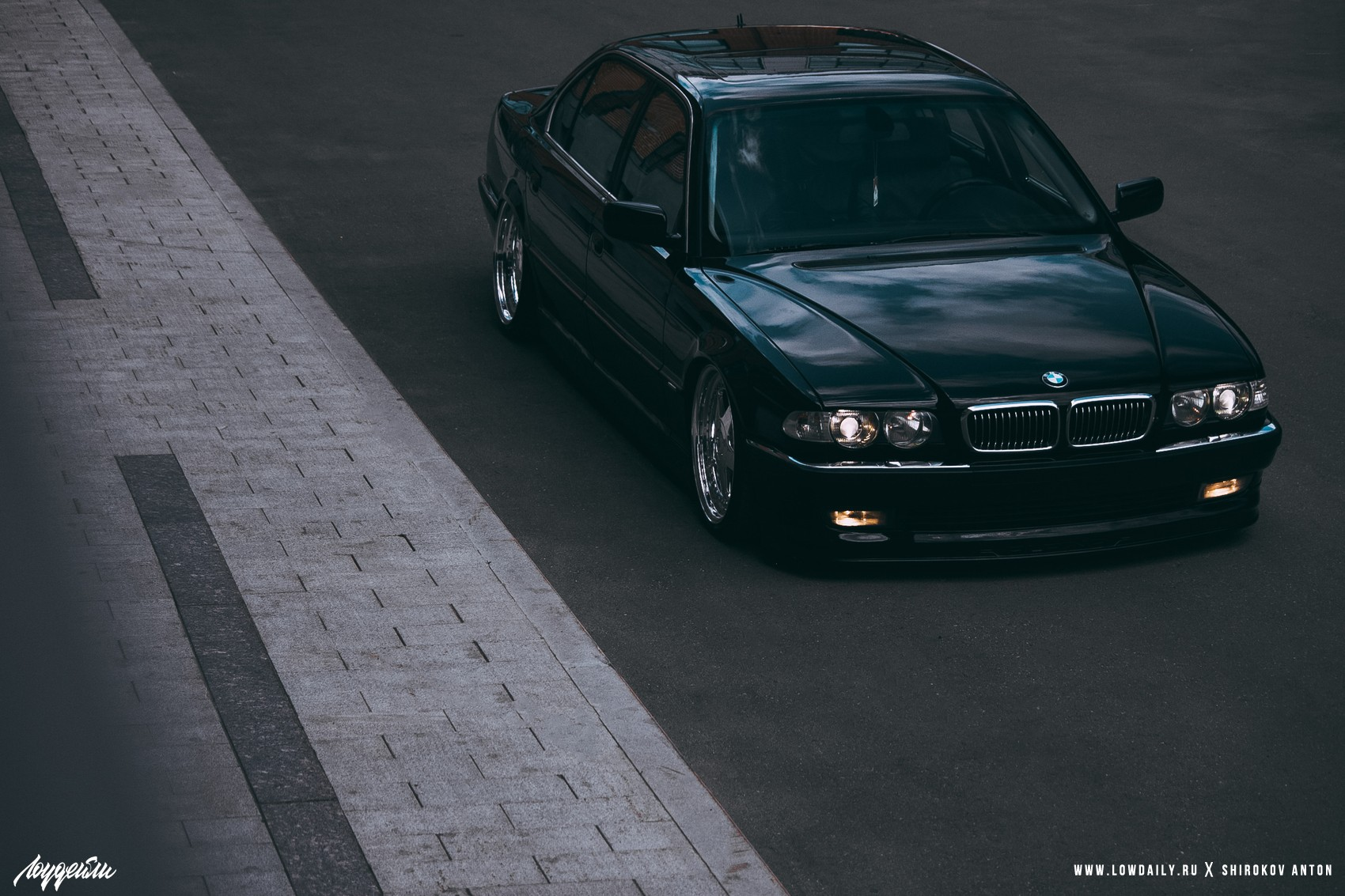 BMW E38 Lowdaily _MG_7041