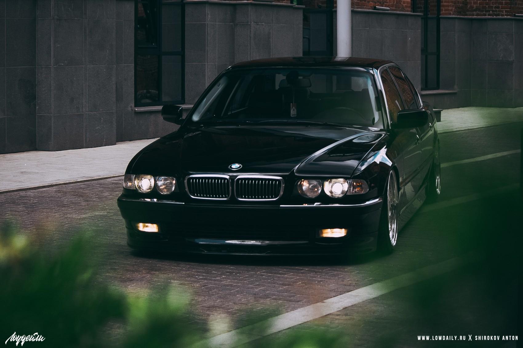 BMW E38 Lowdaily _MG_7073