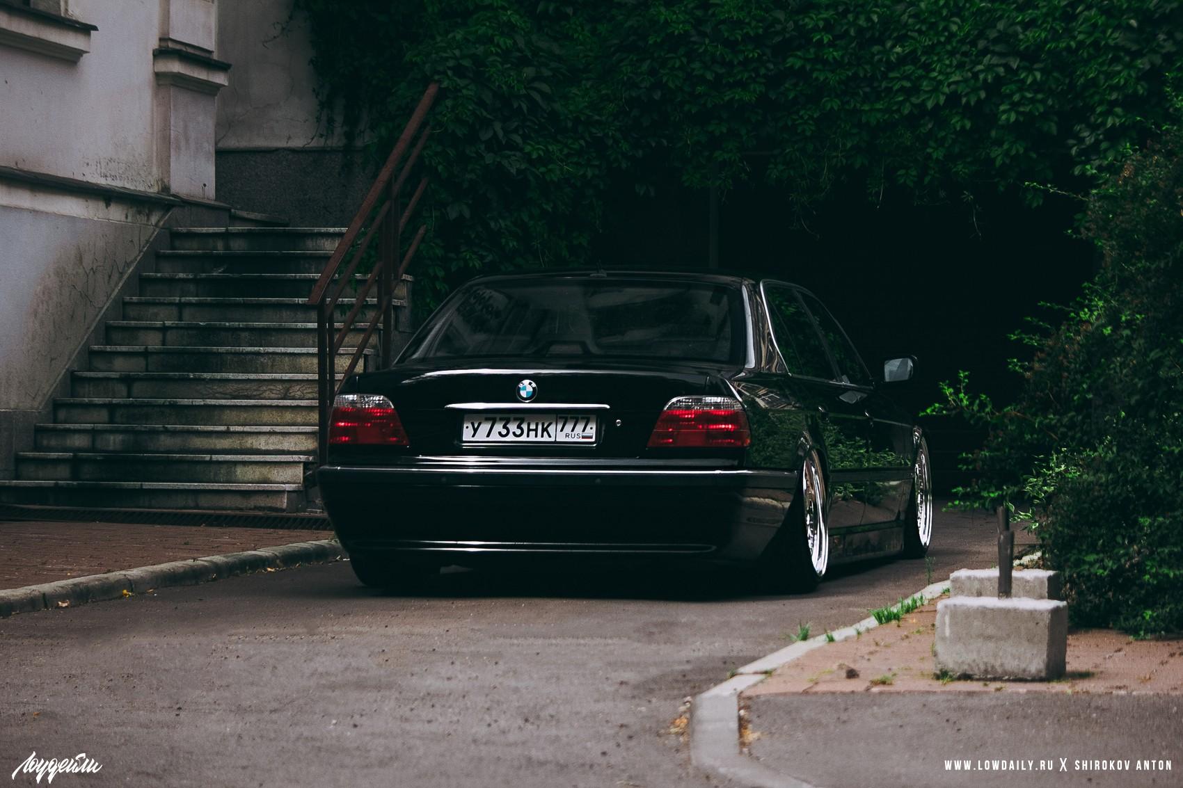 BMW E38 Lowdaily _MG_7121