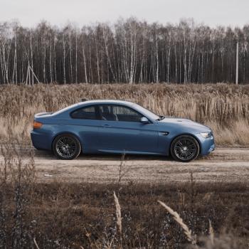 BMW M3 – почти идеальный салон