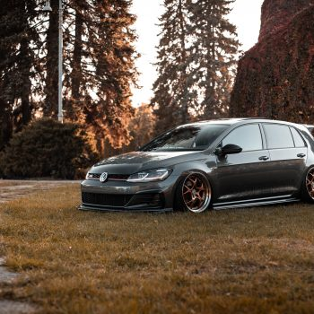 Volkswagen Golf Voomeran