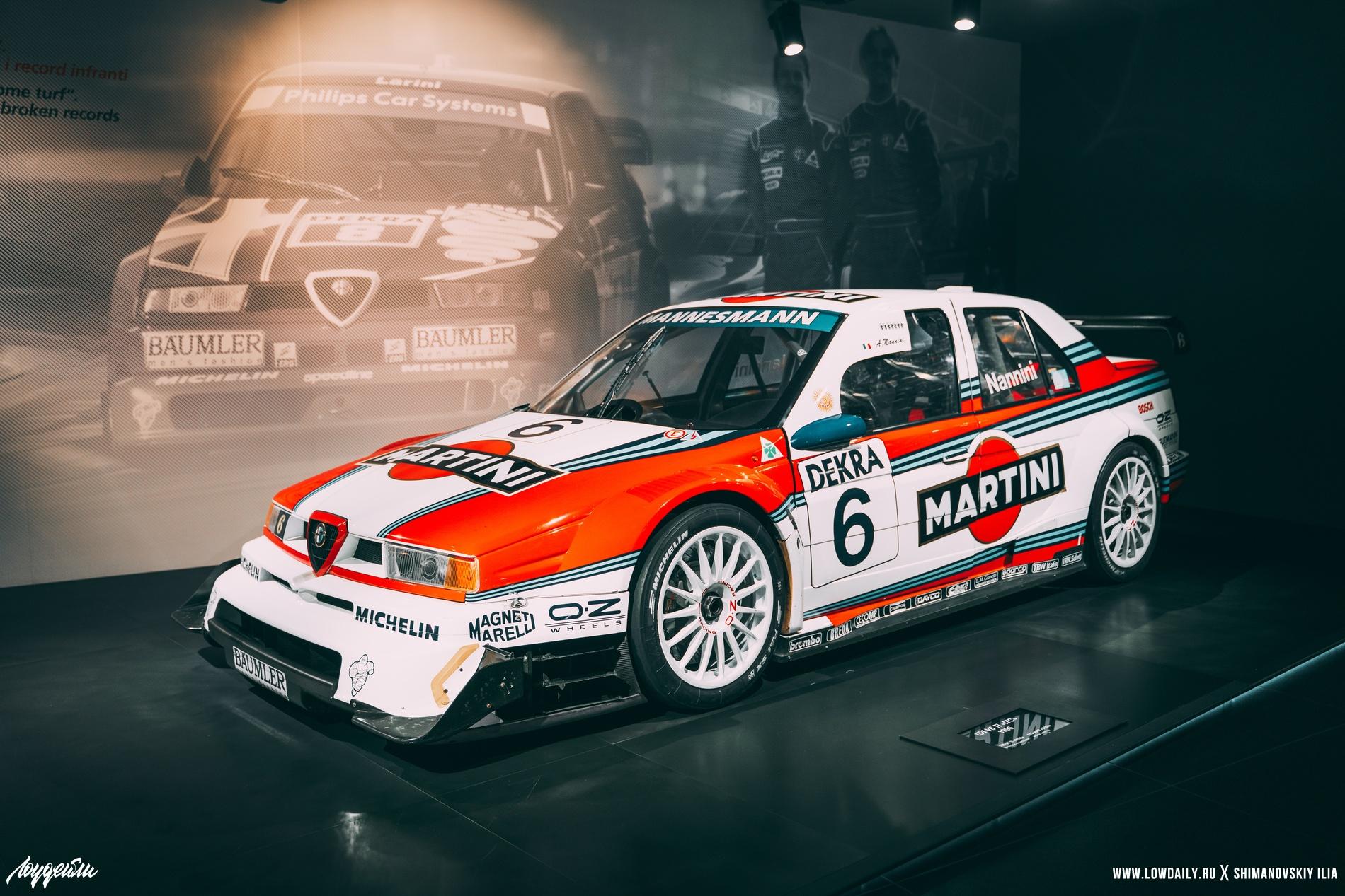 Alfa-Romeo museum Italy DSC01979