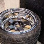 Lexus GS430 Swap 3UZ Как облажаться с выбором дисков!