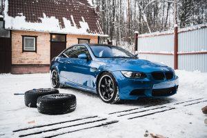 BMW M3 E92- подарки, диски, сплиттер и другое.