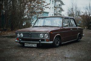 Жигули 2103 - 1975 - Bagged