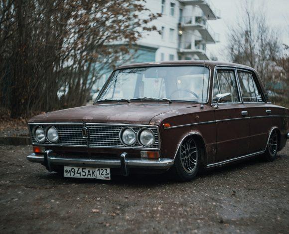 Жигули 2103 – 1975 – Bagged