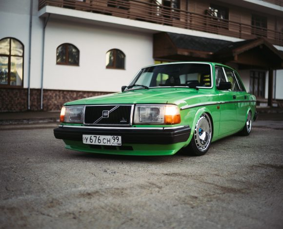 Volvo 240 – Настоящий семейный