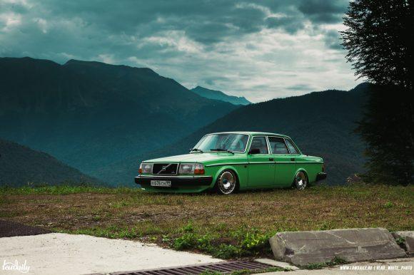 Volvo 240 - Impul Silhouette