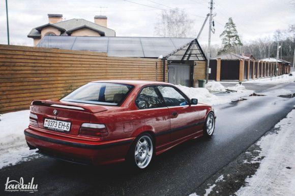 2014 год - BMW E36 - Twinturbo 2JZ GTE