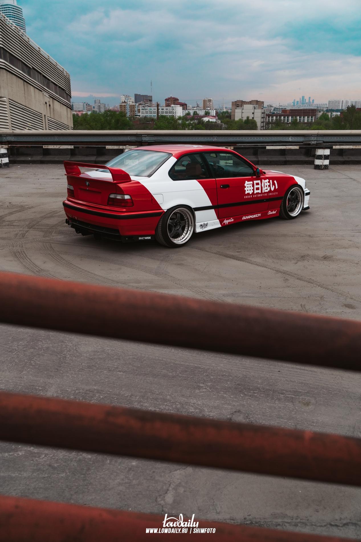 BMW E36 - Twinturbo 2JZ GTE