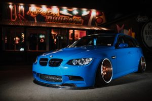 BMW E91 - Расточитель