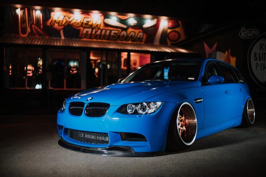 BMW E91 – Расточитель