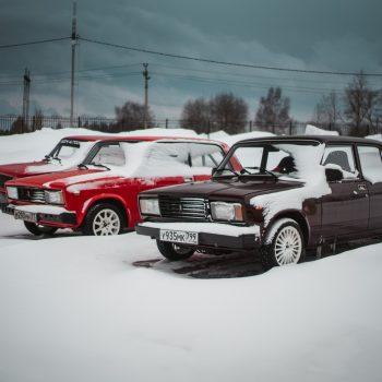 Мотопарк Вельяминово – Зимний дрифт на Жигулях
