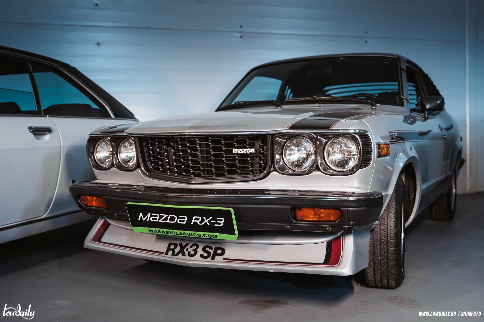 Mazda RX3 SP