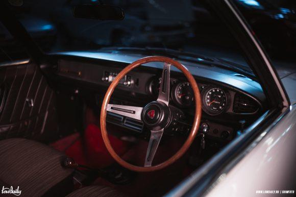 Mazda R130 Luce - Bertone