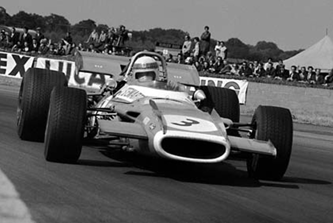 Jackie Stewart Formula 1
