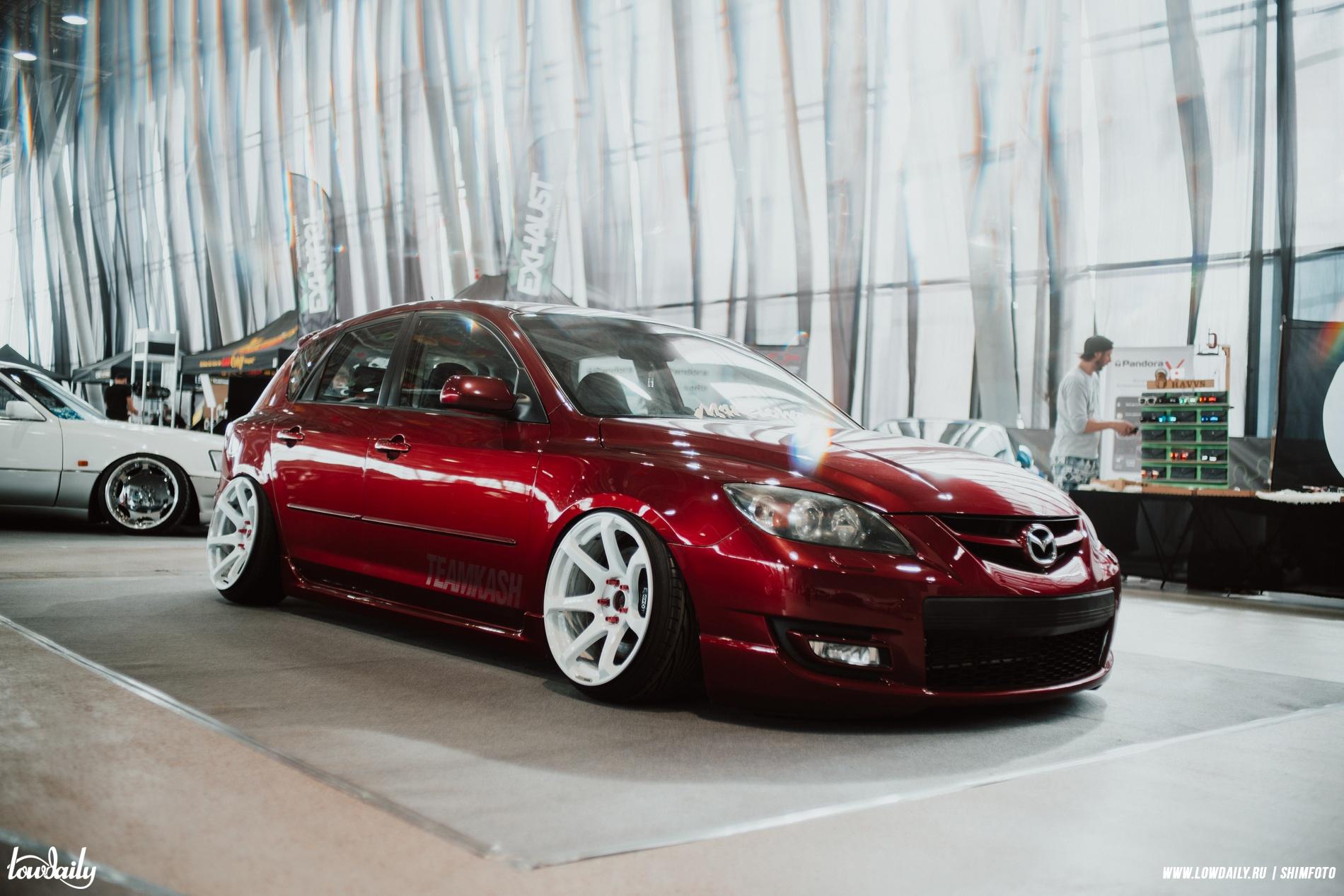 Mazda 3 - STATIC