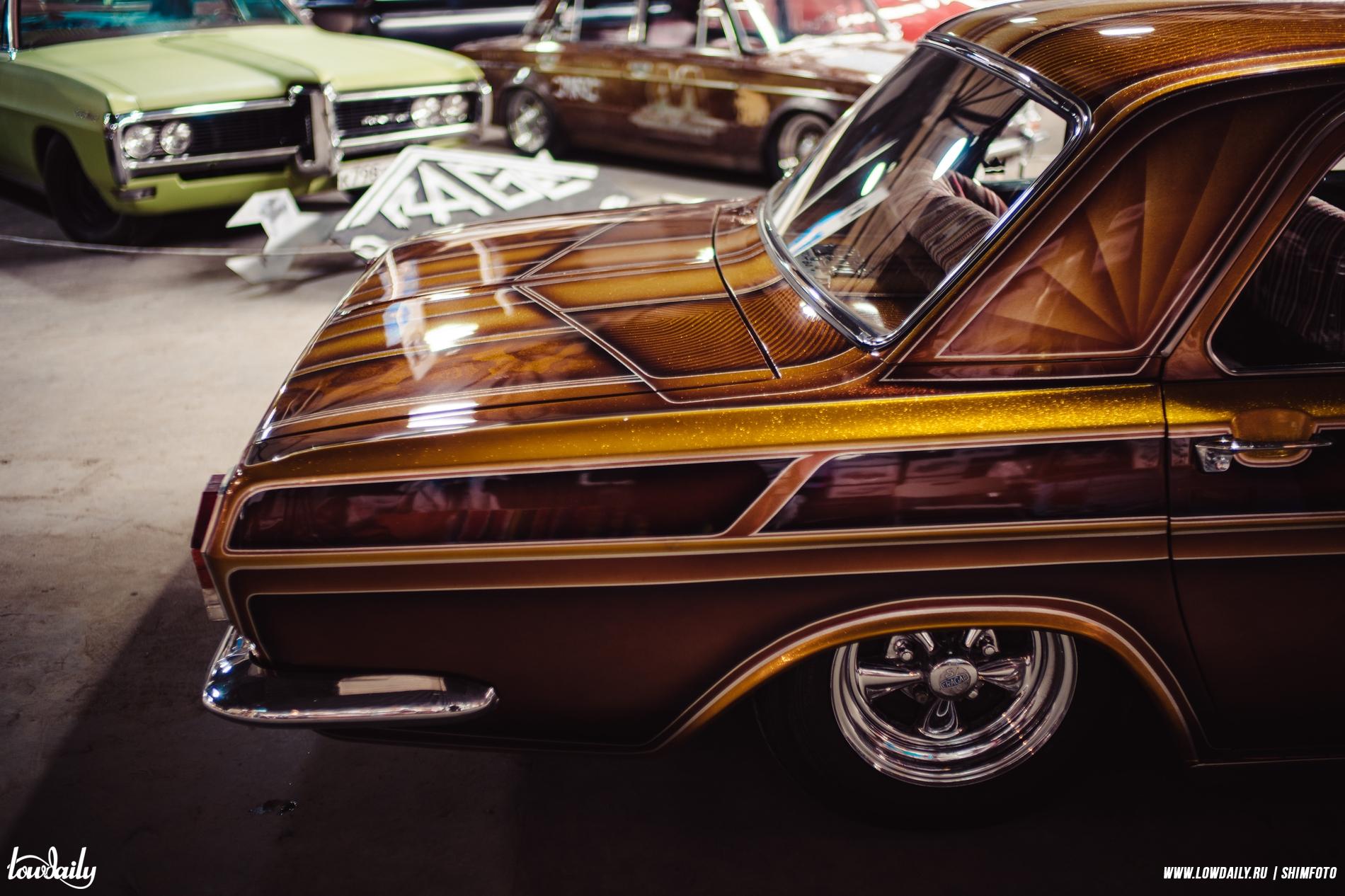 Volga РОЗА - Royal Garage