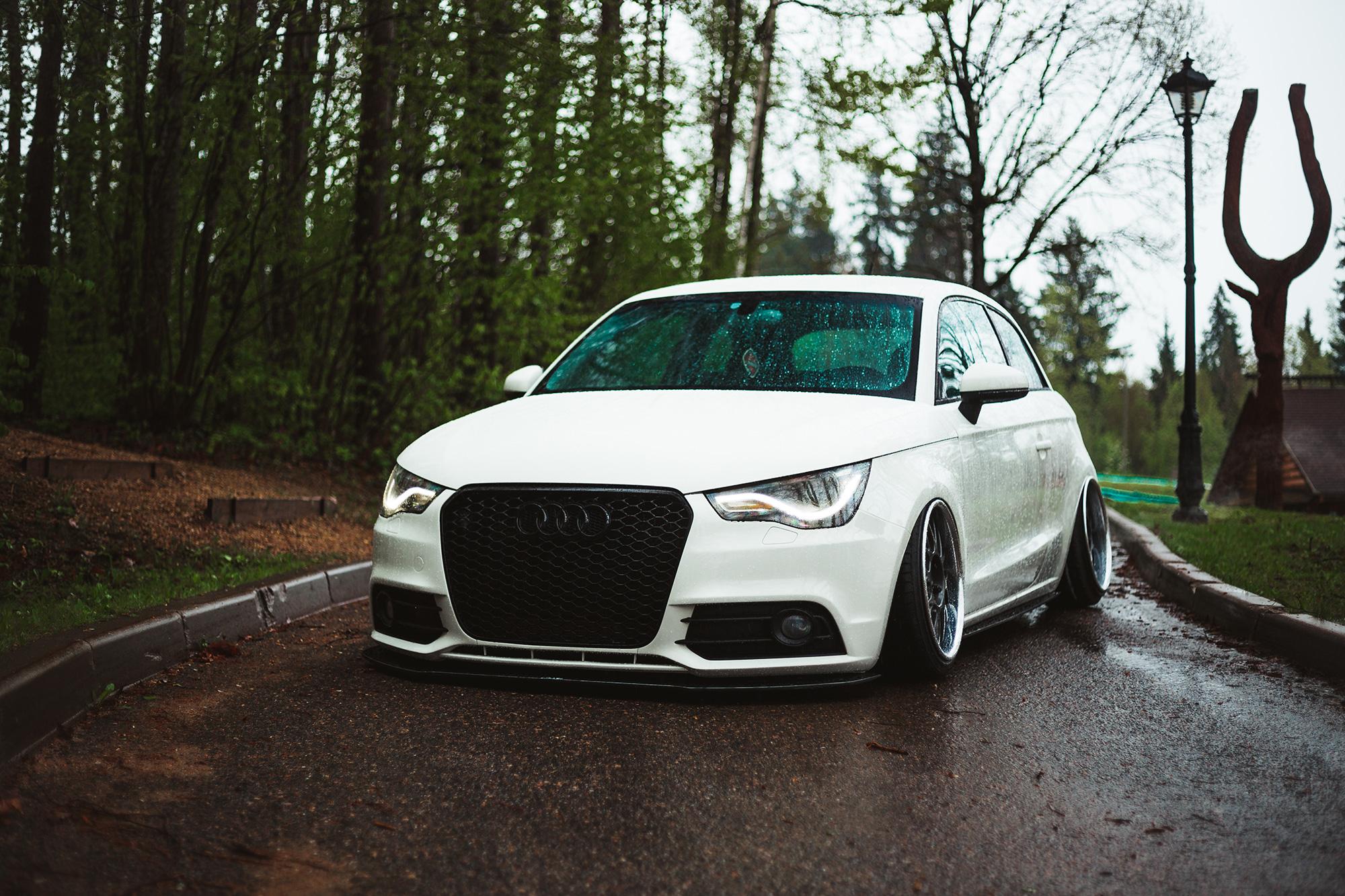 Audi A1 - Bagged