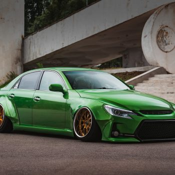 Toyota Mark X – grx120, grx130 – Facelift & Widebody.