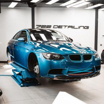 Что происходит с BMW M3 E92?