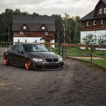 BMW E92 Choco