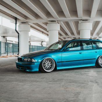 BMW M5 Touring E39 S62