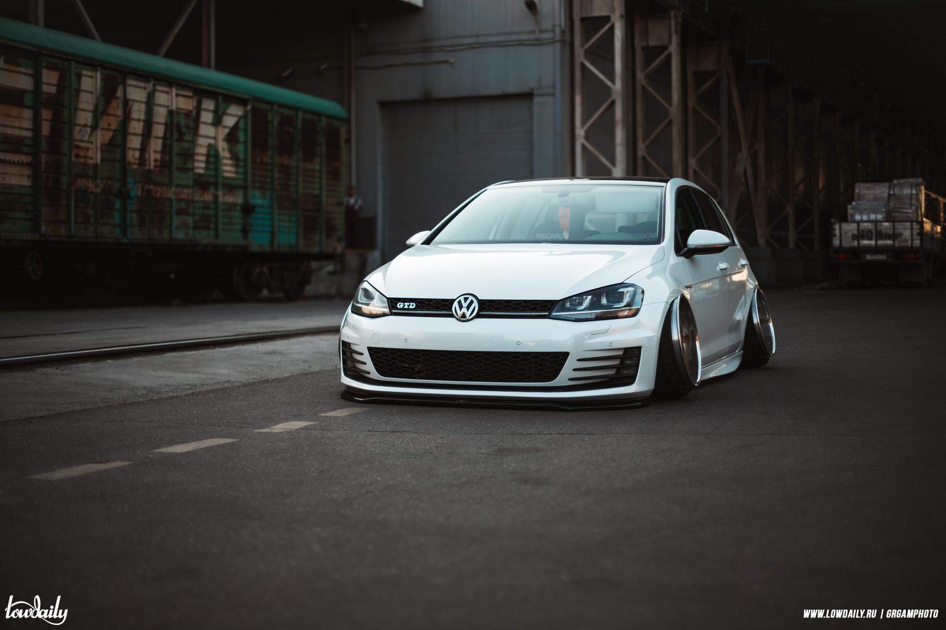 VW Golf 7 - Got camber?