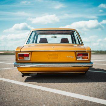 Единственный в России Volkswagen K70