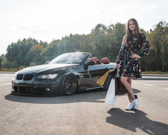 BMW E93 Convertible
