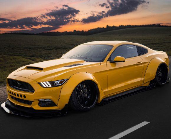 Ford Mustang – Друль Патруль