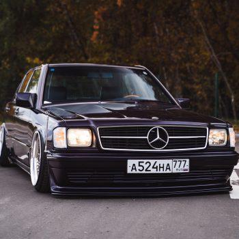 Mercedes-Benz 190 – Babby Benz