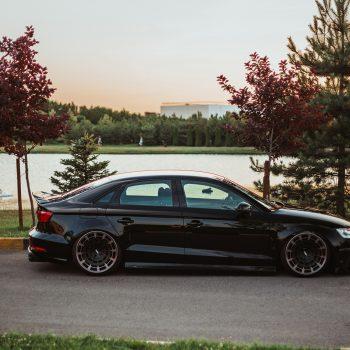 Audi A3 – Black on Black